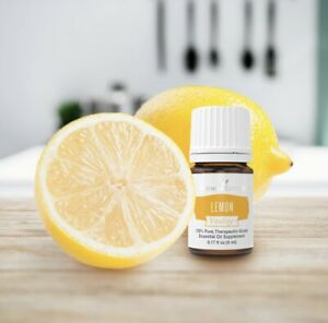 essential oils, lemon EO,